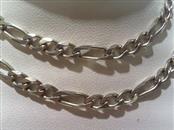 Silver Figaro Chain 925 Silver 12.6g